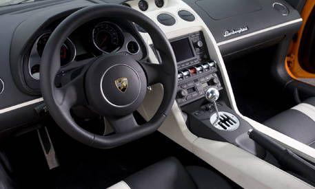 Lamborghini murcielago manual