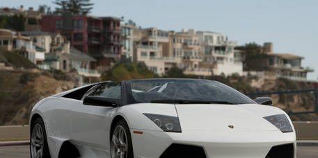 Photos 2009 Lamborghini Murcielago Lp640 Roadster