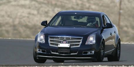 Photos: D3 Cadillac CTS