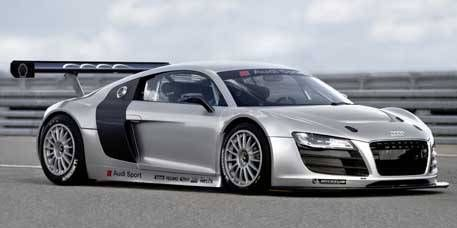 Photos Audi R GT - Audi r8 gt