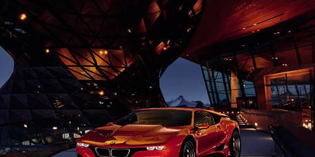 Mode of transport, Automotive design, Vehicle, Car, Performance car, Red, Supercar, Personal luxury car, Sports car, Luxury vehicle,