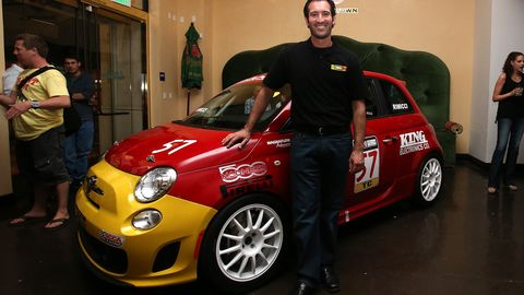 Someone S Actually Going Pro Racing With A Fiat 500