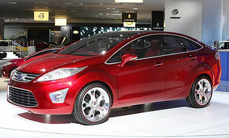 Photos Ford Verve Concept