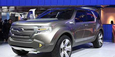 Photos Ford Explorer America Concept
