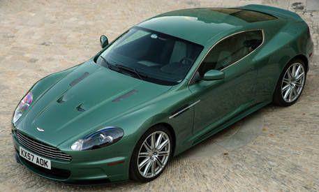 Photos 2008 Aston Martin Dbs