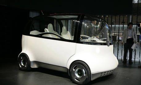 Photos Honda Puyo Concept
