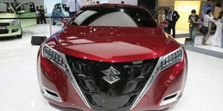 Automotive design, Vehicle, Event, Car, Grille, Fashion, Personal luxury car, Exhibition, Auto show, Luxury vehicle,