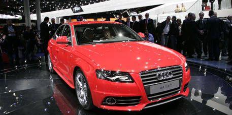Automotive design, Vehicle, Event, Land vehicle, Grille, Car, Alloy wheel, Audi, Tent, Luxury vehicle,