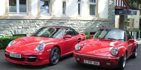 Vehicle, Land vehicle, Car, Transport, Red, Sports car, Alloy wheel, Bumper, Glass, Windshield,