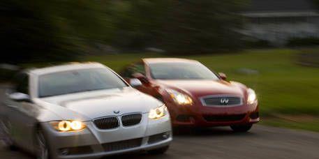 Mode of transport, Automotive design, Automotive mirror, Vehicle, Road, Land vehicle, Hood, Grille, Infrastructure, Car,