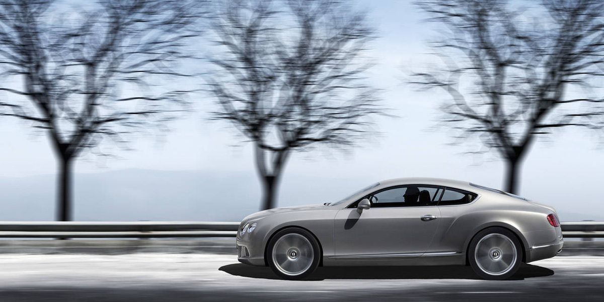 Photos 2011 Bentley Continental Gt