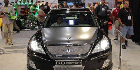 Automotive design, Mode of transport, Vehicle, Land vehicle, Event, Car, Shoe, Grille, Personal luxury car, Luxury vehicle,