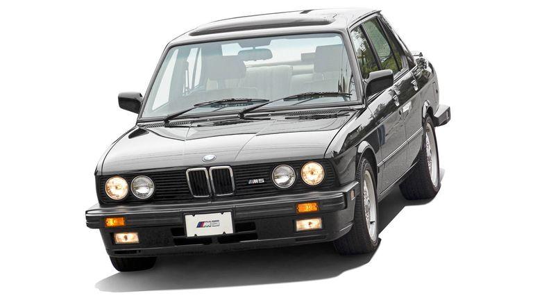 Buy A BMW M Vintage Car You Can Afford BMW M - 1988 bmw m5