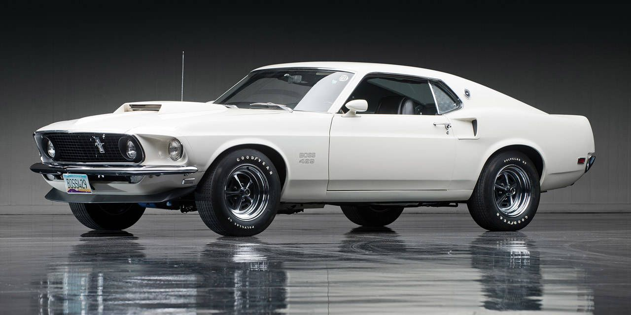 Photos 1969 Ford Mustang Boss 429