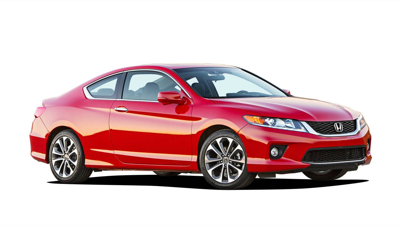 Buying A Coupe Isnu0027t A Rational Decision. How Else Do You Explain The  278 Hp Accord Two Door? It Shares A Platform With The V 6 Accord Sedan,  Which Means An ...