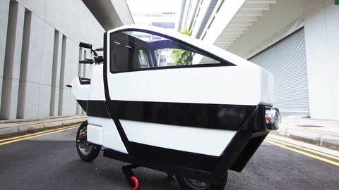 Mode of transport, Product, Automotive design, Transport, Architecture, White, Glass, Rim, Automotive exterior, Automotive tire,