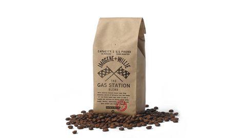 Brown, Ingredient, Logo, Produce, Tan, Box, Packaging and labeling, Cardboard, Coffee, Java coffee,