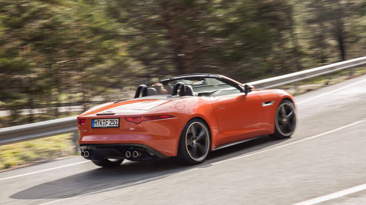 Perfect Photos Of The Beautiful New F Type From Jaguar
