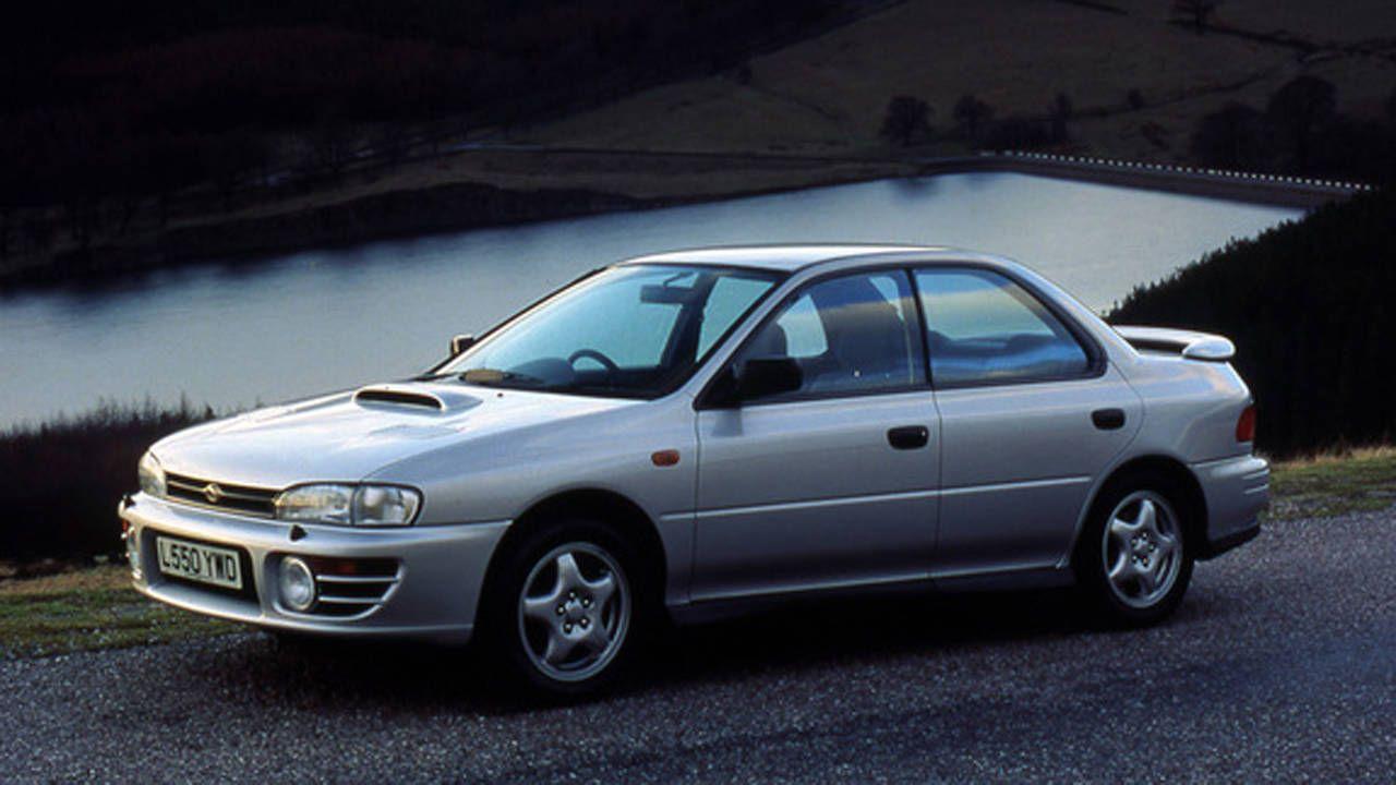 History Of The Subaru Impreza Wrx A Timeline Of The