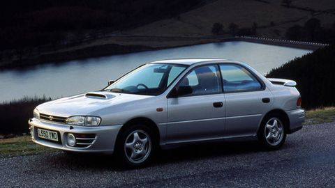 History Of The Subaru Impreza Wrx A Timeline Of The Subaru Impreza Wrx