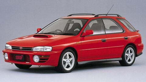 History Of The Subaru Impreza Wrx A Timeline Of The Subaru Impreza Wrx
