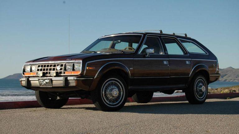 Classic Amc Eagle Wagon For Sale Hearst Family Owned Amc