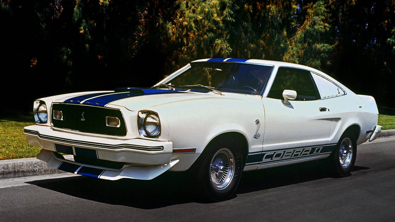 Photos ford mustang ii fords second generation mustang ii photos