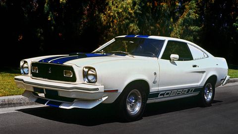 Mustang Mach 2 >> Photos Ford Mustang Ii Ford S Second Generation Mustang