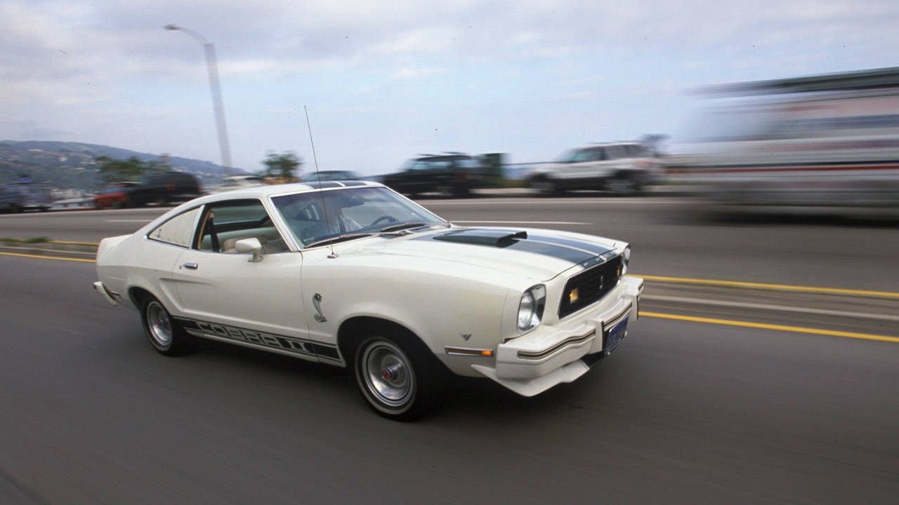 A retrospective on the maligned ford mustang ii 1970s ford mustang ii