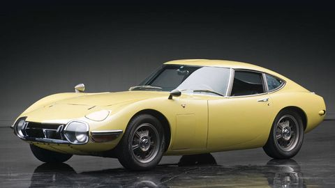 1967 Toyota 2000GT For Sale - 1967 Classic Toyota 2000GT Up For Auction