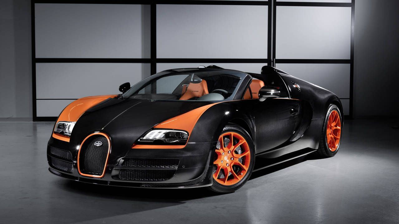 Bugatti Capitalizes On Controversy With A World Record Edition Veyron