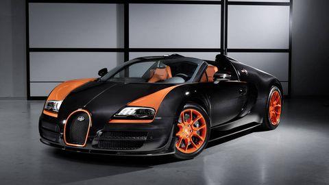Bugatti Capitalizes On World Record Controvery 2013 Bugatti Veyron