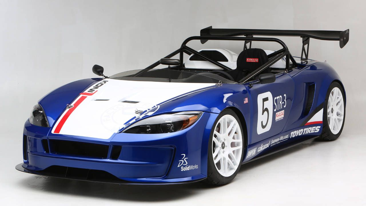 The Factory Five 818 ain't your father's Cobra kit car