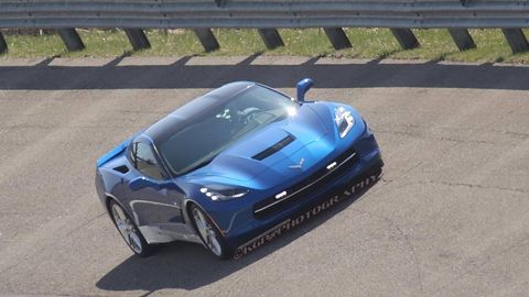 Corvette Stingray Indy 500 Pace Car The Chevrolet Corvette Pace