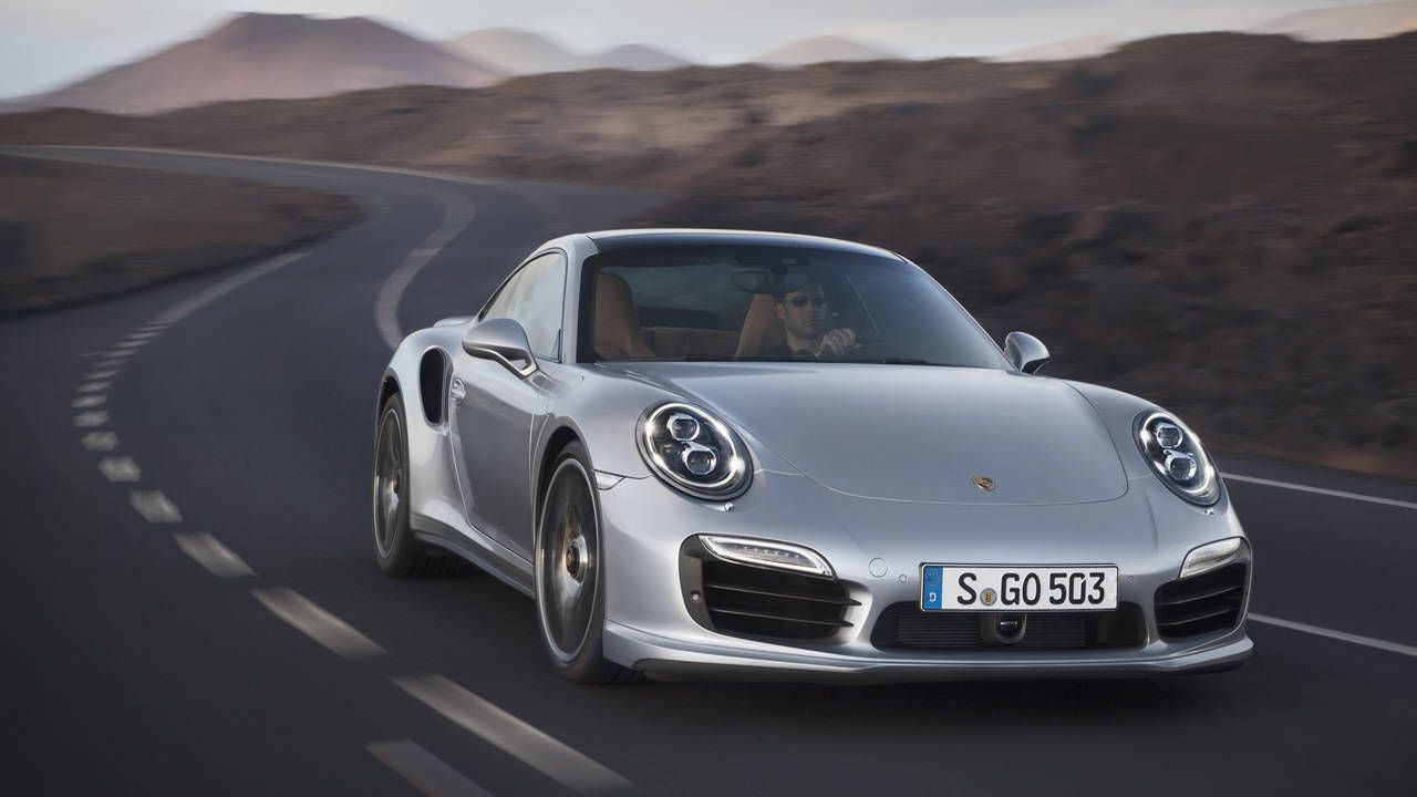 9 Things You Should Know About the New Porsche 911 Turbo