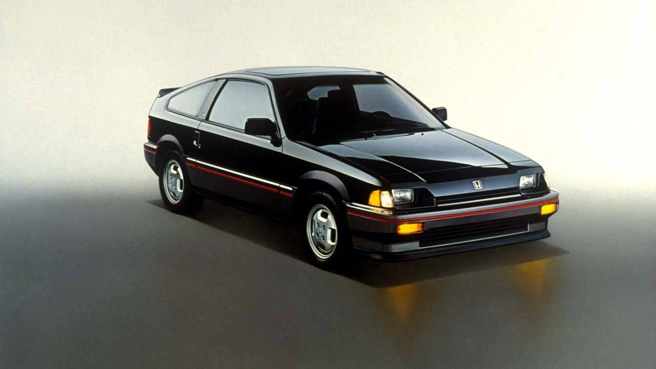 The Honda CRX is a Future Classic Car - Honda CRX is an Affordable Classic
