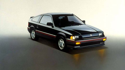 The Honda Crx Is A Future Classic Car Honda Crx Is An Affordable