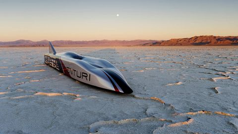 Venturi Buckeye Bullet 3 To Be Unveiled World S Fastest