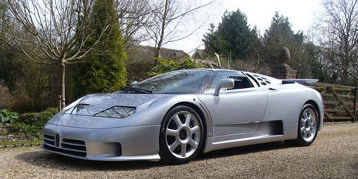 world 39 s only bugatti eb110 ss by brabus for sale bugatti eb110 ss by brabus one of a kind. Black Bedroom Furniture Sets. Home Design Ideas