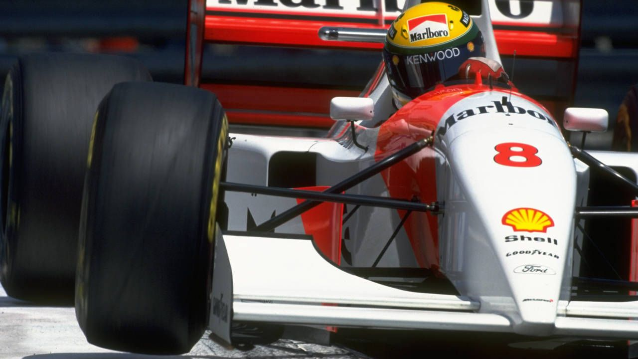 Sam Posey on what made Senna so fast