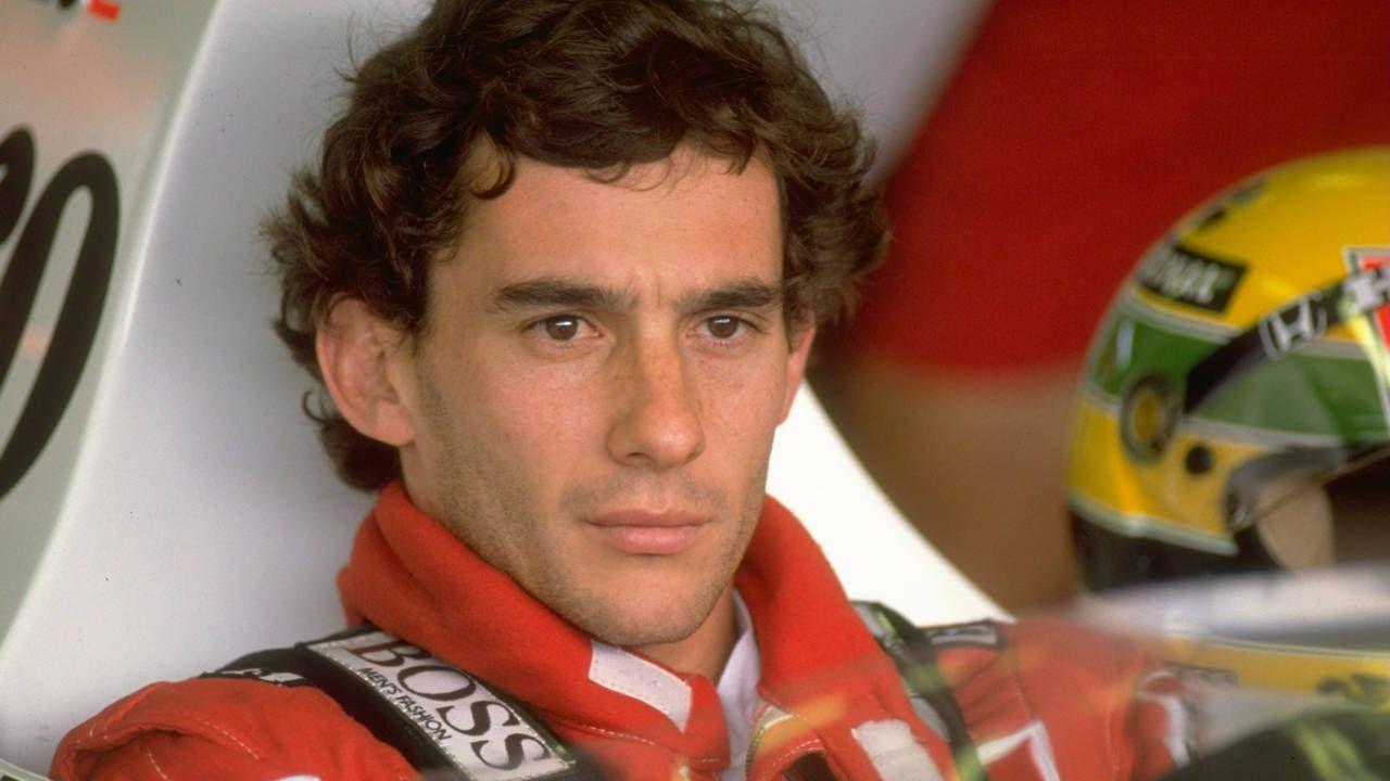 Happy birthday, Ayrton Senna