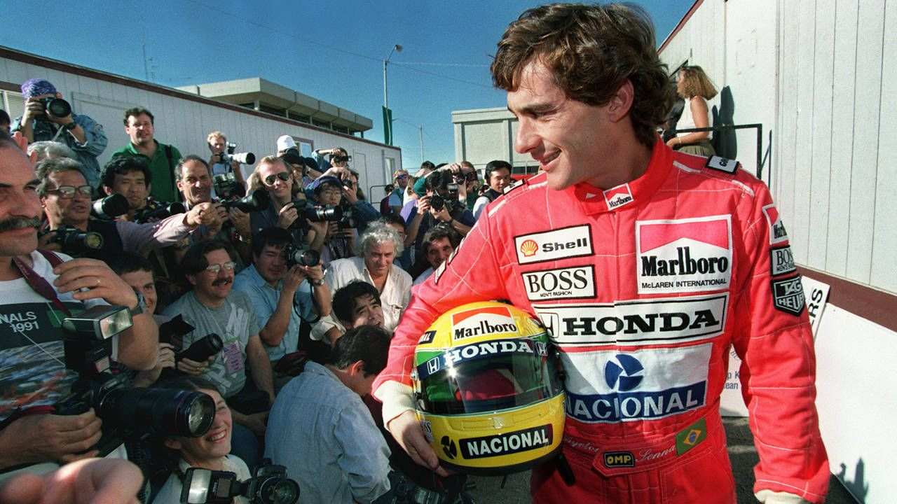 Reflections on Senna, 21 years gone