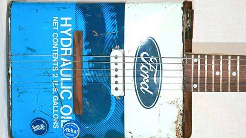 Blue, Text, Font, Electric blue, Advertising, Aqua, Graphic design, Folk instrument, Plucked string instruments, String instrument,