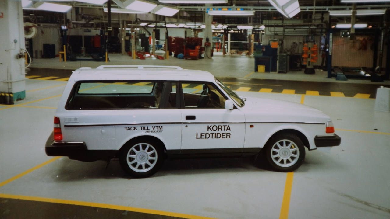Classic Volvo 240 Popular Volvo 240 History
