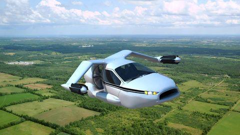 Airplane, Aircraft, Air travel, Aviation, Plain, Landscape, Natural landscape, Aerospace engineering, Land lot, General aviation,
