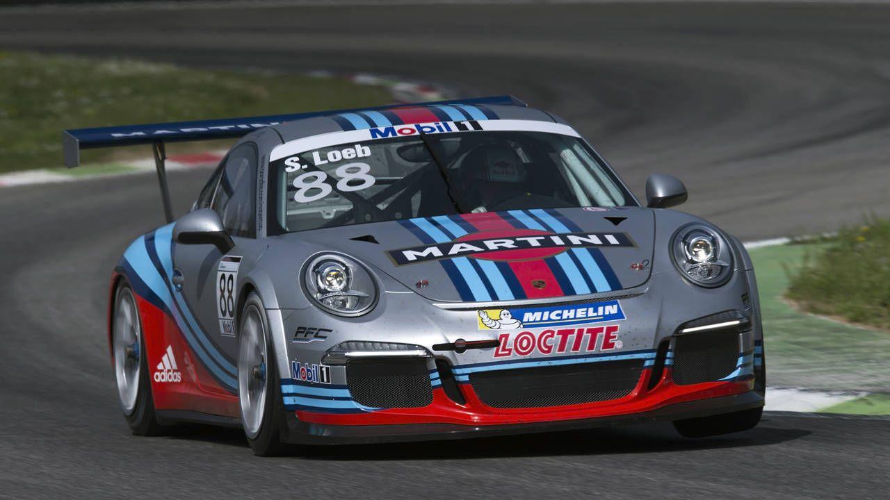 Martini Racing 911 Porsche 911 Gt3 Supercup Martini