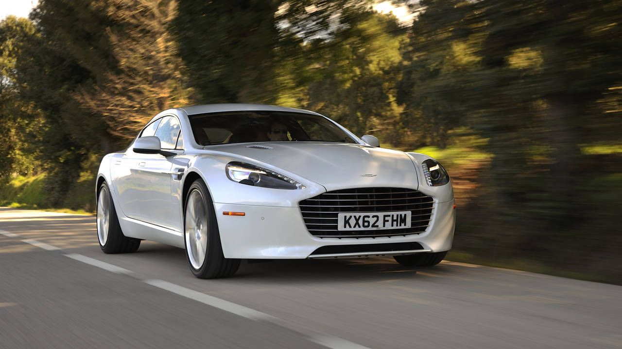 Aston Martin Rapide S Review 2014 Rapide S Magazine Review