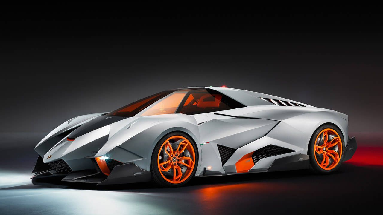 Lambo Egoista Unveiled , New Single,Seat Supercar