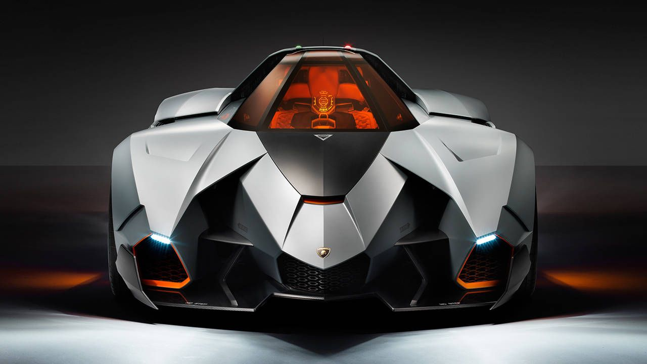 Lamborghini single seater