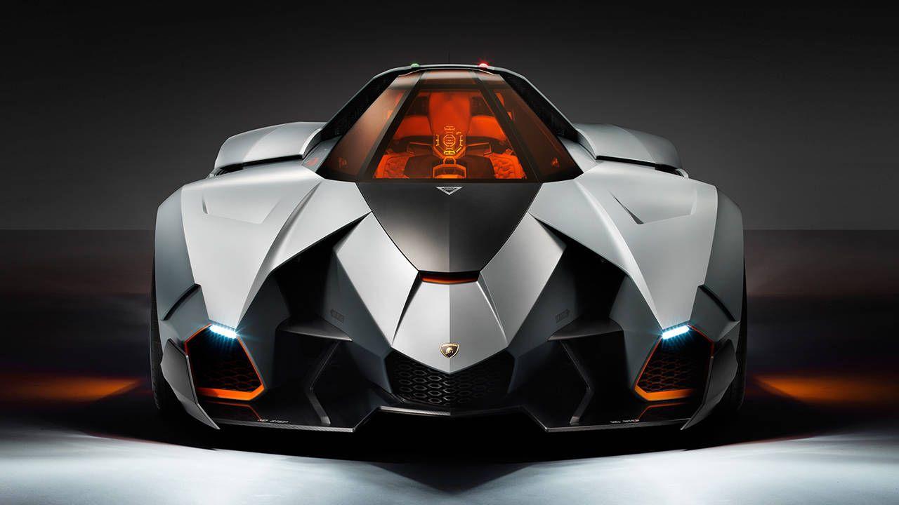 Lambo Egoista Unveiled , New Single,Seat Supercar